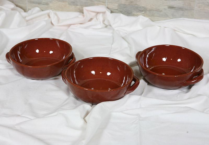 Tegamini - 3 pezzi