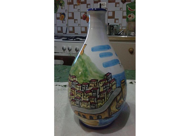 Bottiglie in ceramica cl4,cl 10,cl 20,cl 50,cl 70