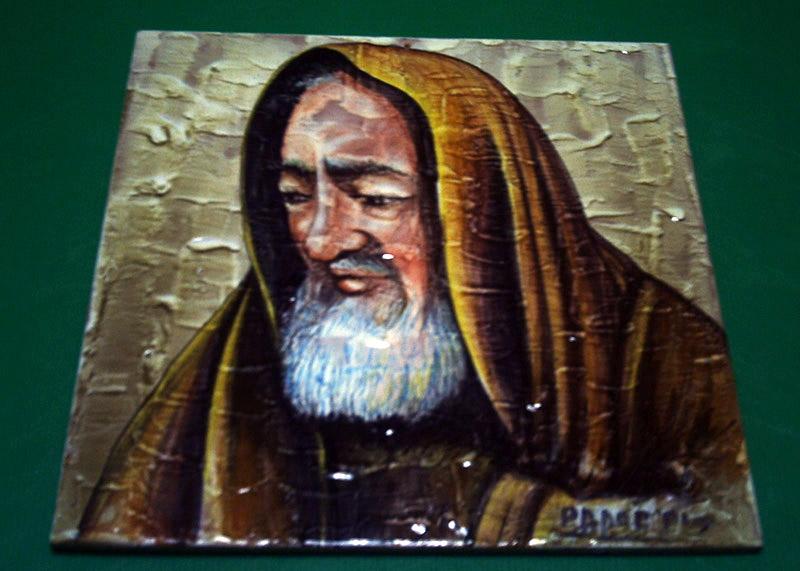 Quadrone Padre Pio