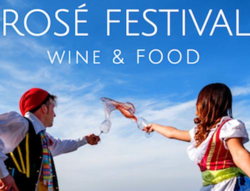Sorrento Rosè, il primo festival dei vini rosati