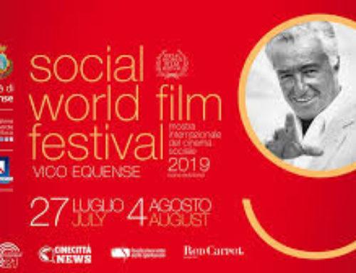 """SOCIAL WORLD FILM FESTIVAL"" A VICO EQUENSE"