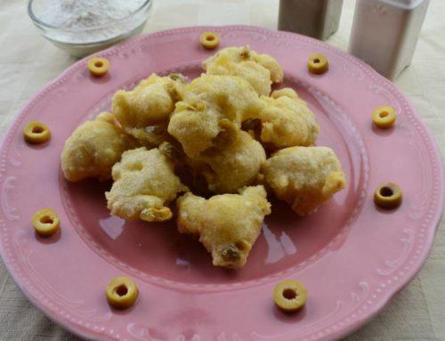 Zeppole salate per l'Immacolata