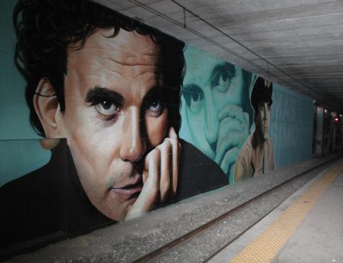 """Circumvesuviana, la stazione di San Giorgio diventa """"Casa Troisi"""""""