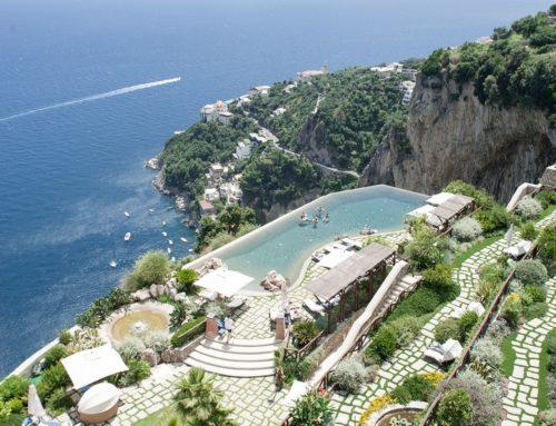 Costiera: assegnato Monastero Santa Rosa il premio di miglior albergo d'Europa