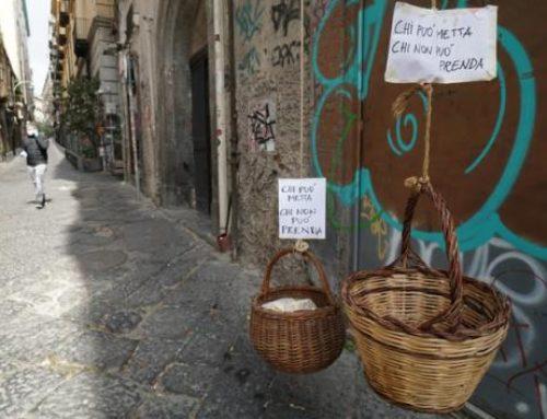 """Il """"panaro sospeso"""" arriva a Rennes, in Francia: """"Questa idea viene da Napoli"""""""