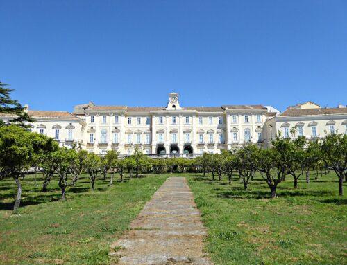 Il palazzo reale di Portici. La terza meraviglia di Carlo di Borbone